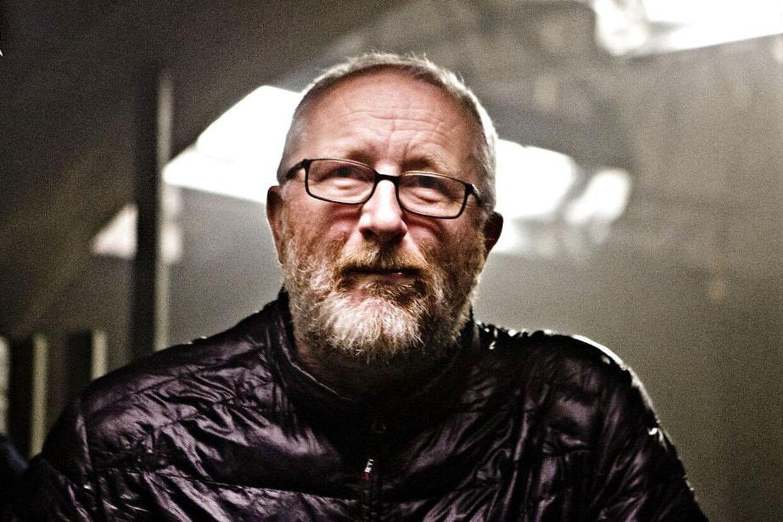 Peter Aalbæk Jensen er fyldt 56 år i april 2012-