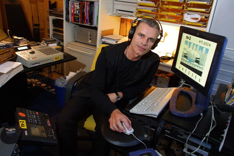 Trommeslager Sven Gaul har været dybt involveret i boks-projektet.