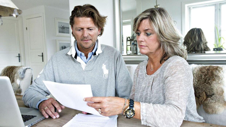 Ægteparret Henrik Steen Madsen og Helle Lundgren tog kampen op med deres realkreditinstitut og de stigende bidragssatser i Realkreditankenævnet – og fik medhold samt en betragtelig besparelse.