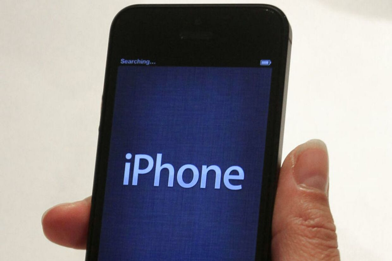 Rygter siger, at en iPhone 5S er på vej