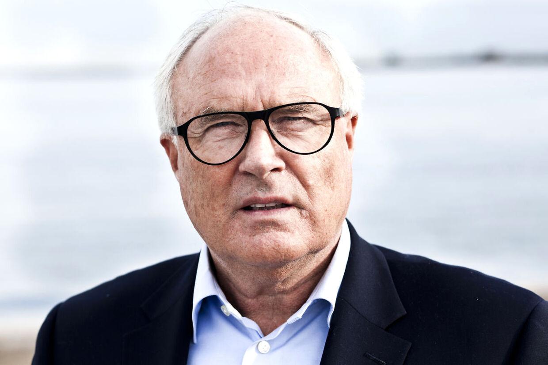 Flemming Østergaard spår Carsten V. Jensen gode muligheder for en stor trænerkarriere.