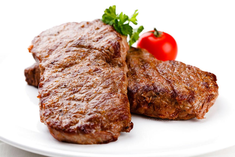 hvordan tør man kød op