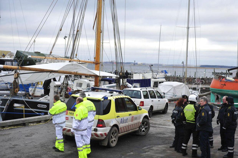 Det var viceforstanderen, der havde ansvaret, da elever d. 9 februar sejlede ud på fjorden.