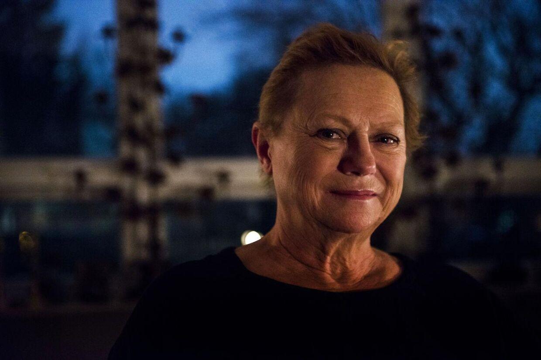 Skuespillerinden Lisbet Dahl indrømmer, at hun fortryder sine mange skilemisser. Foto. Søren Bidstrup