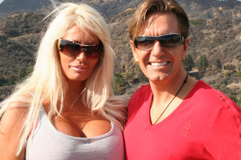 I 2008 skulle Erik og Anni have været gift, men vennerne forpurrede planerne, fordi de mente, at Anni var dårligt selskab, der havde lokket Erik til at tage kokain. Billedet er taget, mens parret medvirkede i en række reality-programmer på tv.