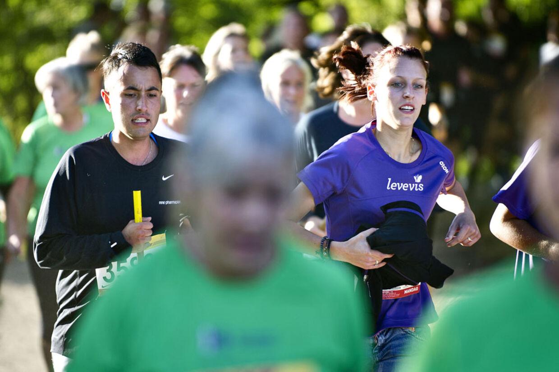 Start 2013 med et indeløb: Et ti kilometer løb under Ferie & Fritid i Bella.