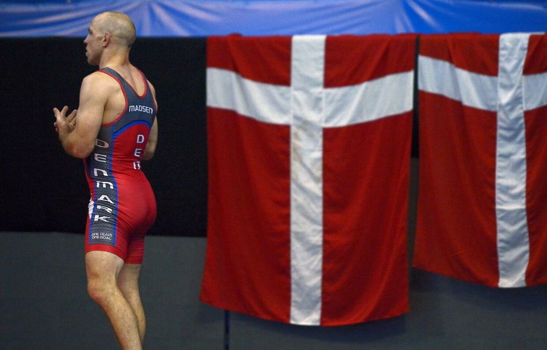 Mark O. Madsen tabte finalen ved VM.
