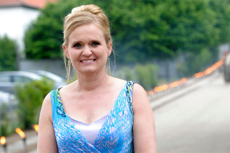 40 års middag Gitte Seeberg på vej til fest: Håber prins Henrik har humor | BT  40 års middag