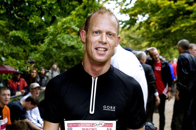 Morten Spiegelhauer tilbage i 2008, da Eremitageløbet fejrede sit 40-års jubilæum.