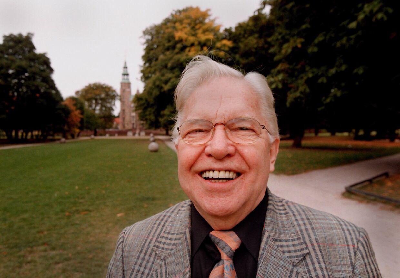 Harry Motor blev 89 år.
