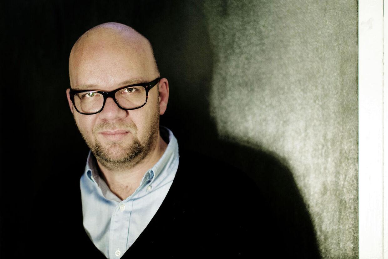 BT. Lars Hjortshøj. Komiker. Aktuel til foråret med et nyt show.