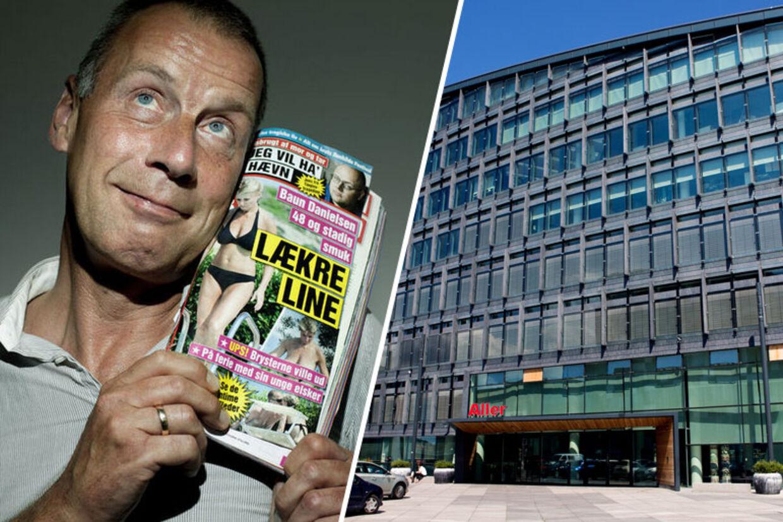 Nye oplysninger i skandalen om Se og Hør tyder på, at Aller Media frygtede at blive afsløret af skattevæsenet.