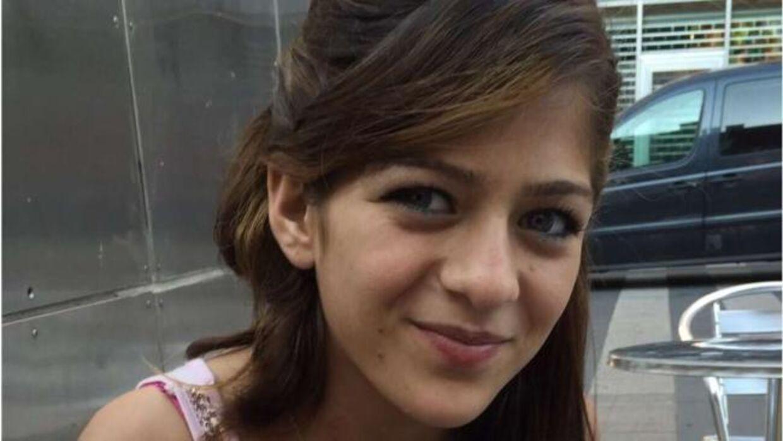 13-årige Katrin Kalil.