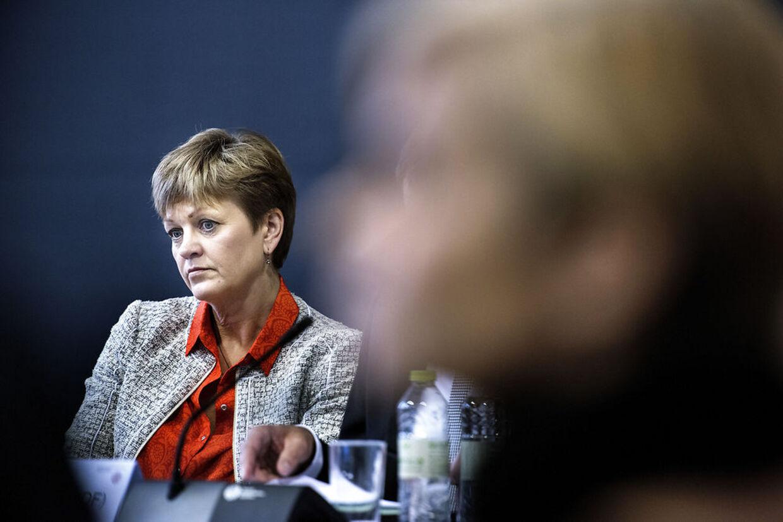Eva Kjer Hansen har lørdag trukket sig som miljø- og fødevareminster.