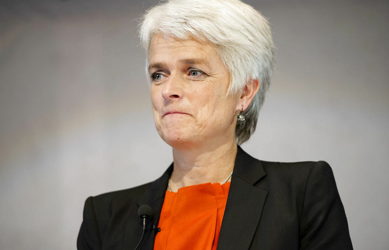 Annette Vilhelmsen halser langt efter mange af sine kollegaer på Facebook