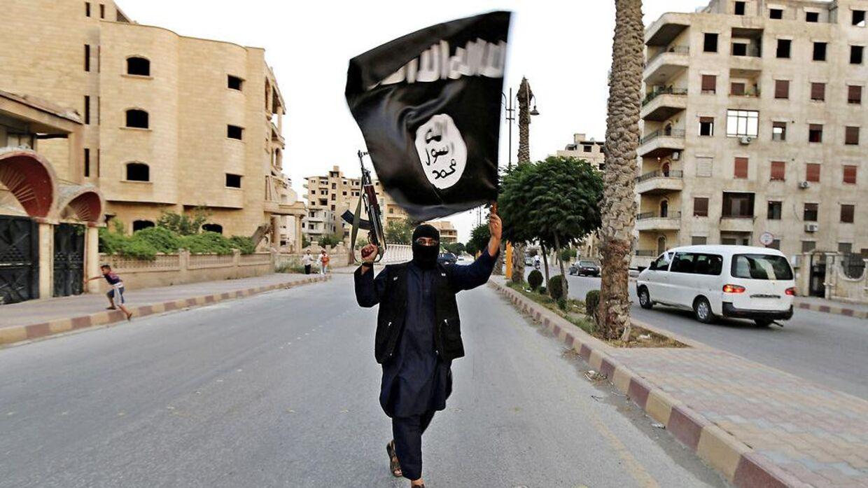 IS-kriger. (Foto: Reuters)