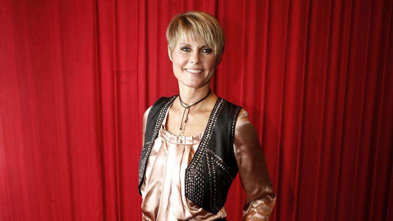Line Baun Danielsen fra dengang hun var med i Vild med dans.