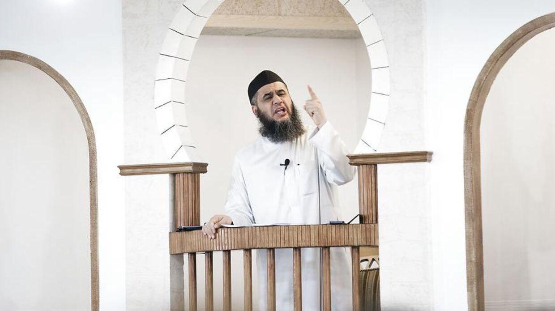 Abu Bilal. (Foto: Scanpix)