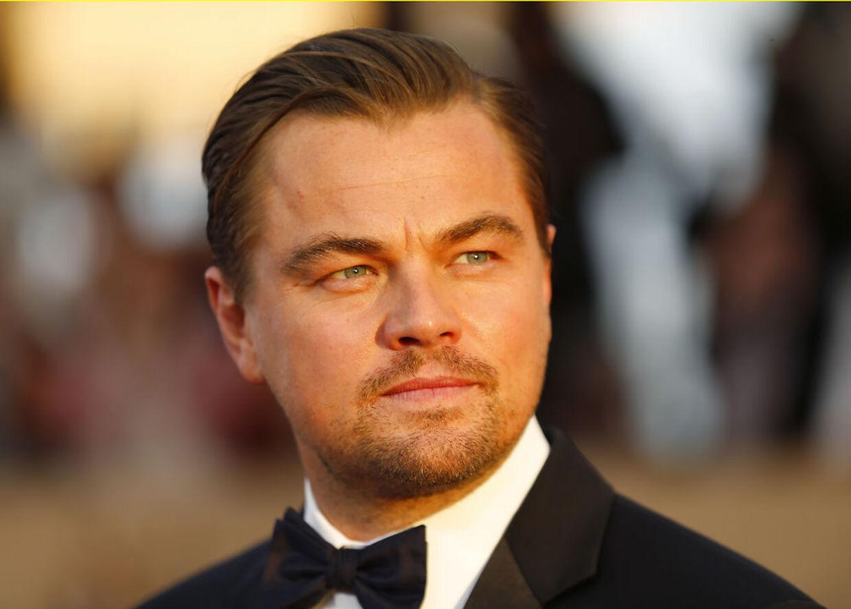 Leonardo DiCaprio må nøjes med at give gavekortet til et brystløft videre til kæresten.