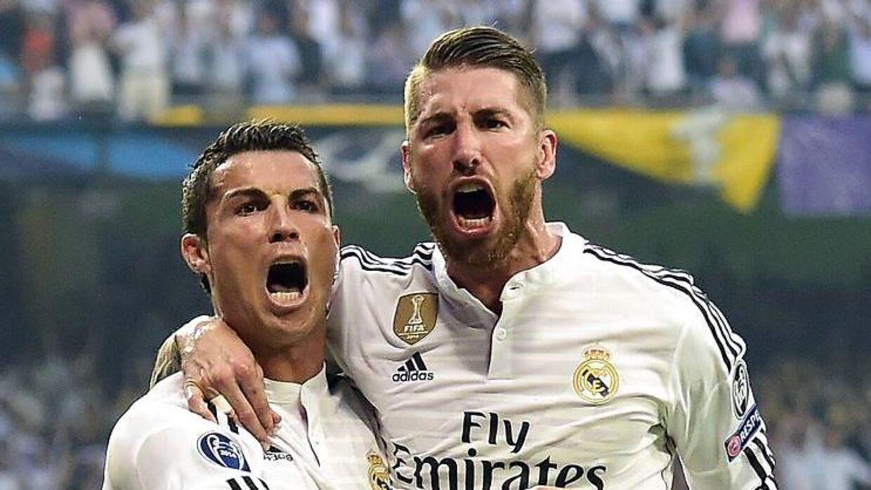 Cristiano Ronaldo og Sergio Ramos, på vej væk?