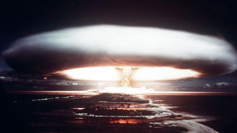 Ifølge den amerikanske sikkerhedspolitiske tænketank Stratfor, så er fremtidsudsigterne for verdens lande utrolig dyster. AFP PHOTO