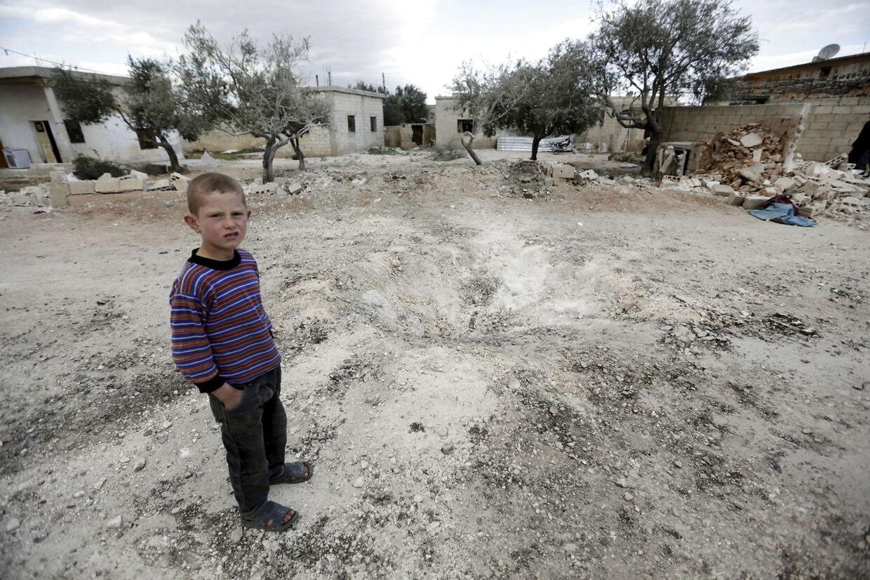 Idlib, Syrien