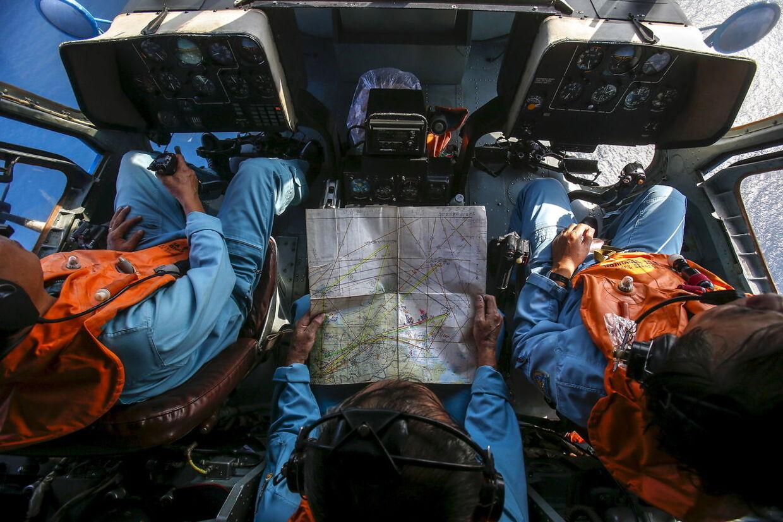 I næsten tre år har man ledt efter spor fra MH370.