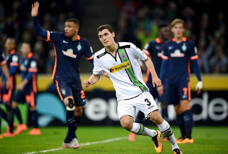 FC Barcelona er angiveligt interesseret i 19-årige Andreas Christensen, der pt. spiller for Borussia Mönchengladbach.