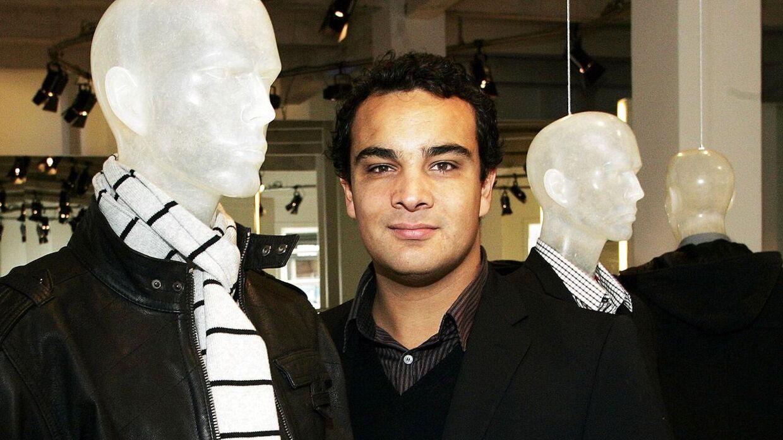 Teis Bruun er en af de to brødre, der i 1994 stiftede Bruuns Bazar.