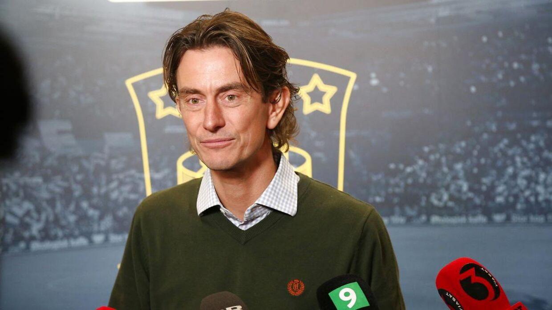 Thomas Frank stopper som cheftræner i Brøndby