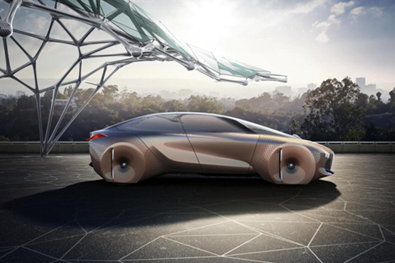 Vision Next 100 fra BMW