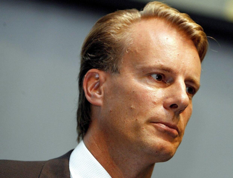 Alexandra Andresens far, Johan H. Andresen, som har gjort hende og søsteren Katharina til milliadærer ved at overdrage 42,2 procent af aktierne i sit investeringsselskab Ferd AS til dem begge.