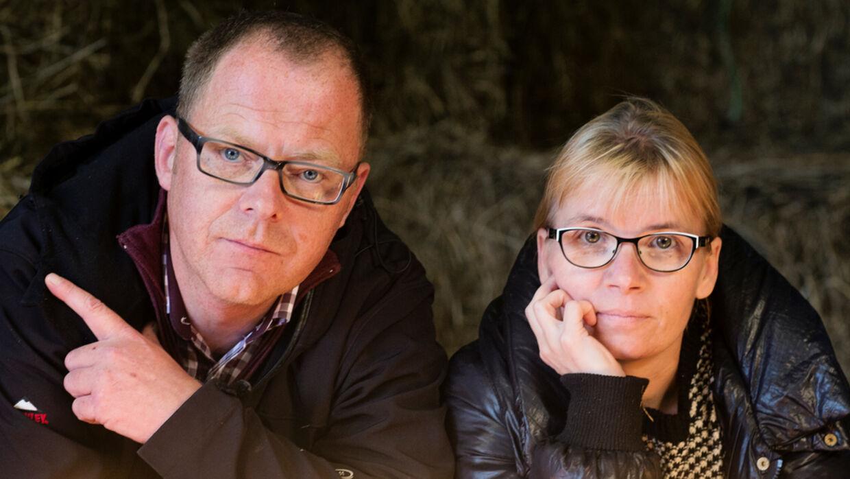 John og Pia fra Kastbjerg.