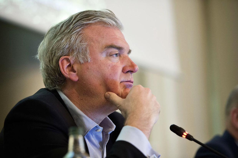 Lars Seier Christensen, en ven i nøden.