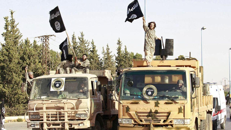 Arkivfoto: Ifølge det lækkede dokument, som efter meget at dømme er ægte, er broderparten af terrororganisationen Islamisk Stats krigere hverken fra Irak eller Syrien. Den lange liste består derimod hovedsagligt af såkaldte »fremmede krigere« fra andre arabiske og vestlige lande - herunder Danmark.