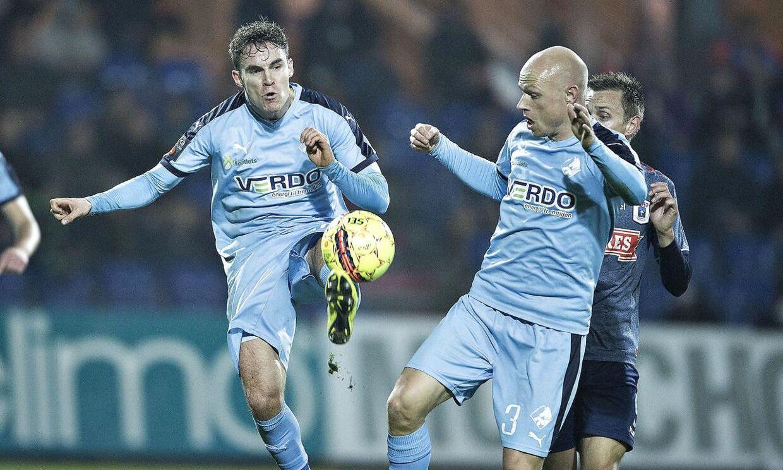Christian Keller er ikke længere anfører i Randers FC.