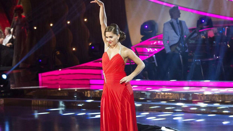 Stephania Potalivo fra hendes deltagelse i Vild med dans.