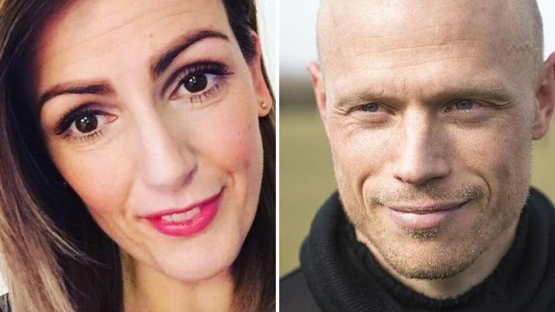Anja Riis Keller har været separeret fra Christian Keller siden oktober sidste år. De er endnu ikke skilt.