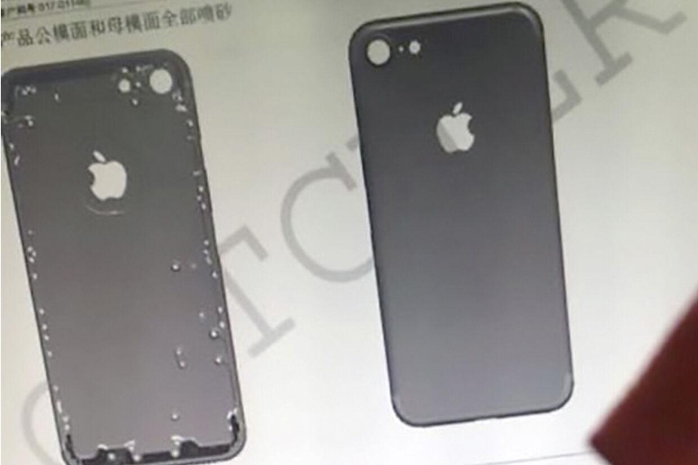 Den nye iPhone7 kommer til at se således ud, hvis man skal tro iNPUTs franske kilder.