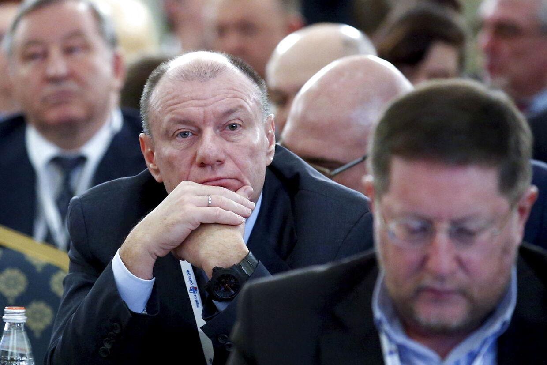 Vladimir Potanin er en af de kendte russiske oligarker. Han er dog måske mest kendt for sin spektakulære skilsmisse.