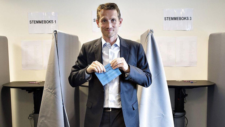 Venstres næstformand Kristian Jensen er klar til et kampvalg, når Lars Løkke Rasmussens dage som formand er ovre.