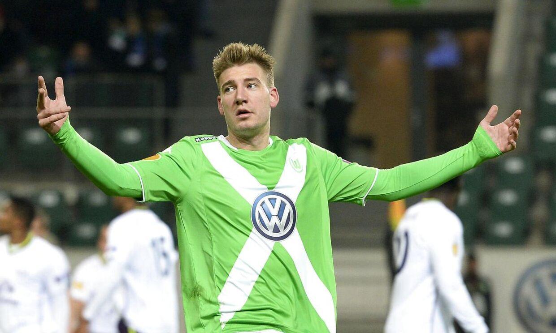 Nicklas Bendtner kommer ikke til at træne med Wolfsburgs hold resten af sæsonen.