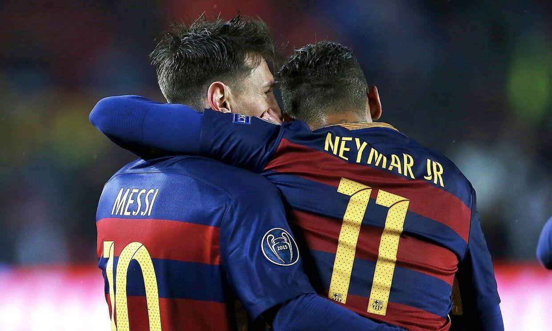 De forsvarende Champions League-mestre fra FC Barcelona er klar til kvartfinalerne sammen med syv andre hold.