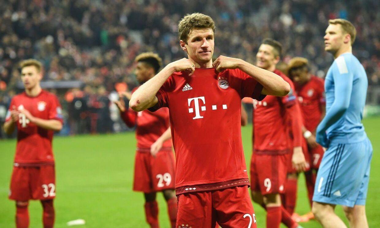 Thomas Müller: »Det var en helt skør kamp, der bestemt ikke gik efter planen. Det var nærmest komisk.«