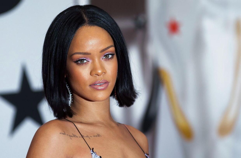 Sangerinden Rihanna.
