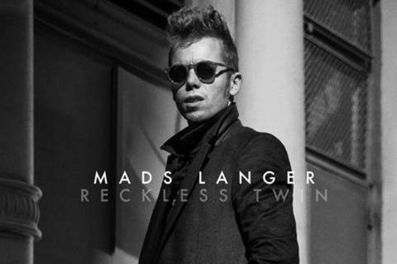 Mads Langer er klar med sit femte album. Og det er blødt som nugat.
