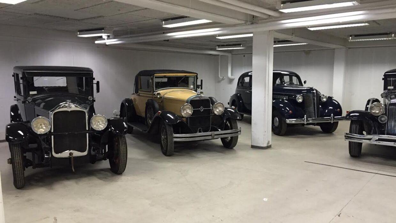 Unikke veteranbiler var 'forsvundet' i 10 år: Nu sælges de for millioner på auktion   BT Danmark ...