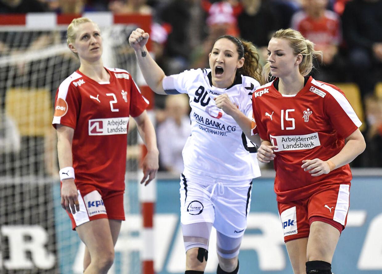 ol kvalifikation håndbold 2016 damer