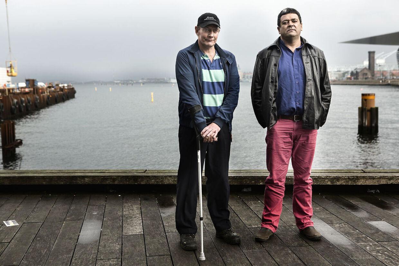Eddy Lopez og Søren Lyngbjørn har lagt sag an mod Ekstra Bladet på grund af deres mediedækning af sagen, som de to sømænd mener, var medvirkende til at deres tid som gidsler trak ud. De kræver hver en erstatning på en halv million kroner. Sagen forventes at slutte 8. april 2016.