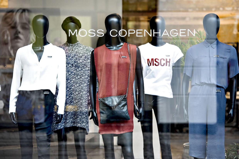 3f6d0817ca3 Moss Copenhagen er gået konkurs. Her er det deres butik på Amagertorv i  indre København